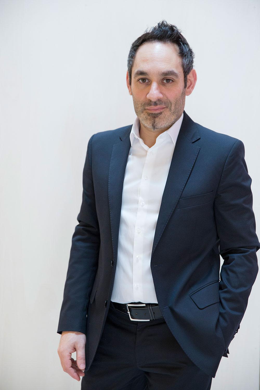 Éric Pétrotto portrait #1