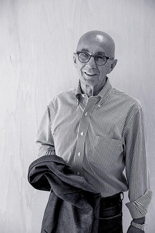 Gérard Debrinay (presidente) #2